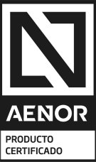 AENOR N Mark logo for a certified product