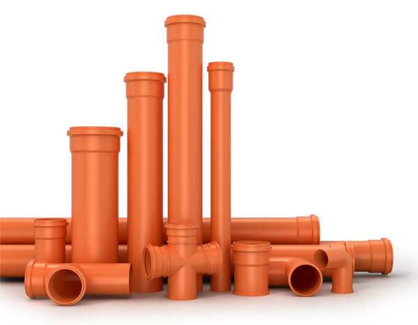 N Mark of quality for plastic tubes for sanitation facilities, with or without pressure (PVC, Polyethylene PE, Po