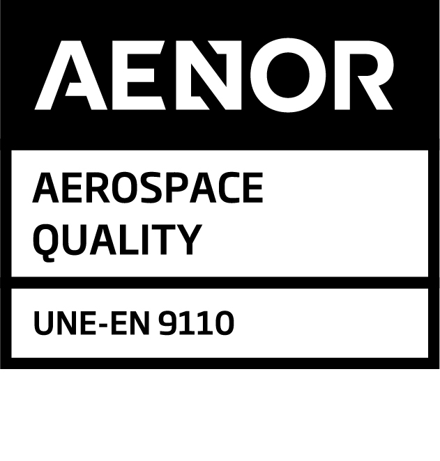 AENOR mark of Aerospace Quality UNE-EN 9110