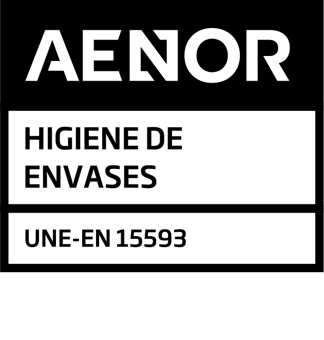 AENOR Mark for Container Hygiene