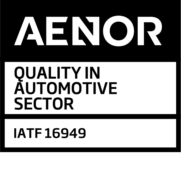 AENOR Mark of a Quality Management System in the Automotive Sector