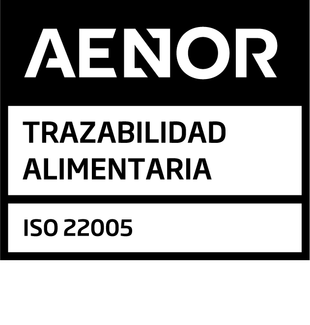 AENOR Mark for Traceability Management Systems