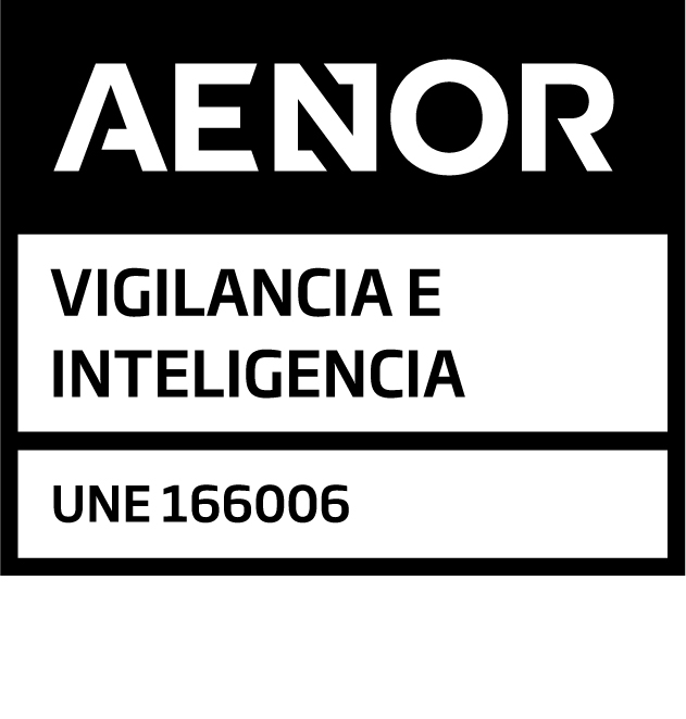 AENOR Mark for Technological Surveillance UNE 166006