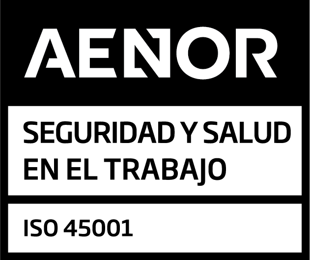 AENOR Mark for Occupational Health and Safety ISO 45001