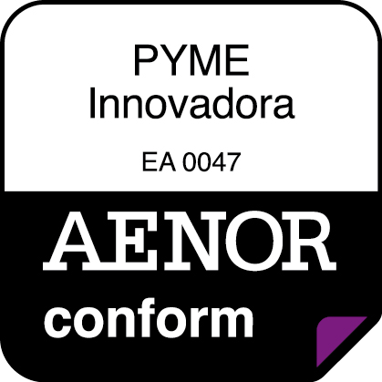 Brand AENOR Conformity Innovative SME