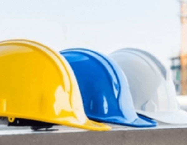 Certification of products, hard hats for protection in the construction sector