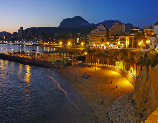 Benidorm is certified as the world's first Smart Tourist Destination