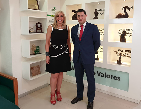 AENOR visits the Mexican Accreditation Entity (EMA)