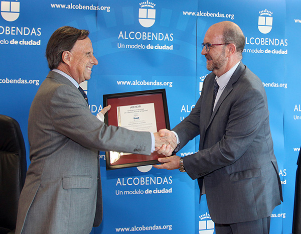 Alcobendas' information systems ensure maximum protection