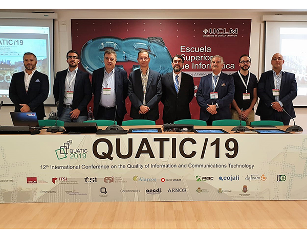 The International Conference on the Quality of Information and Communications Technology (QUATIC)